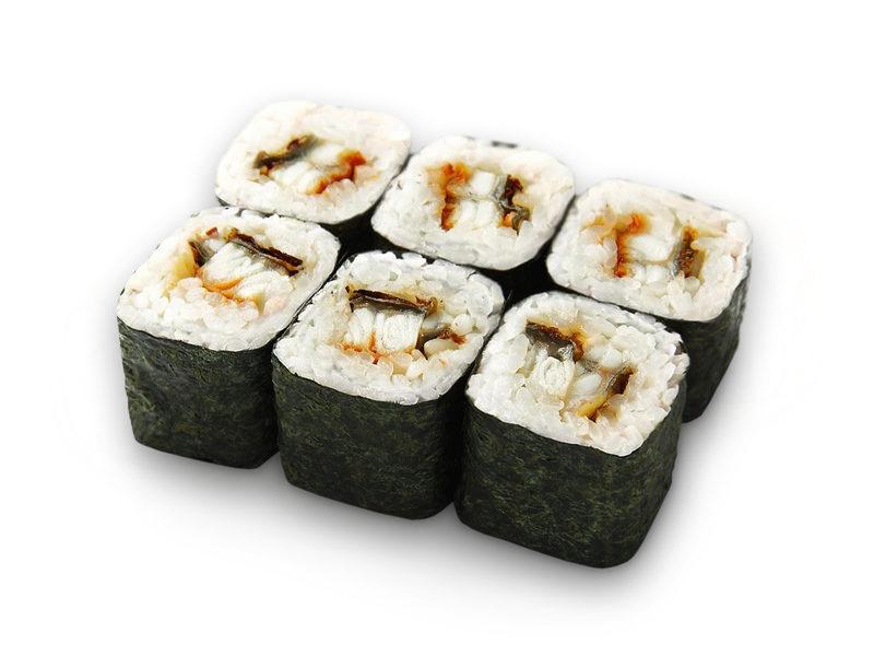 ролл с угрем доставка суши уфа
