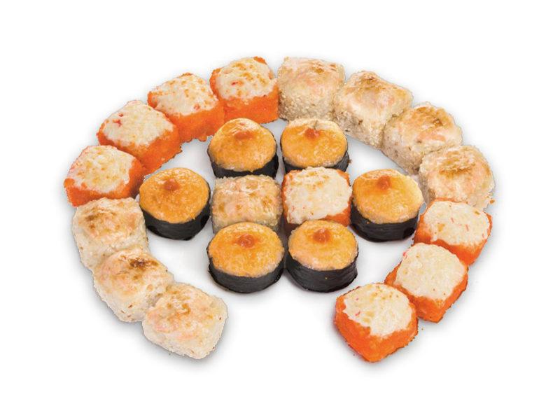 доставка суши в деме