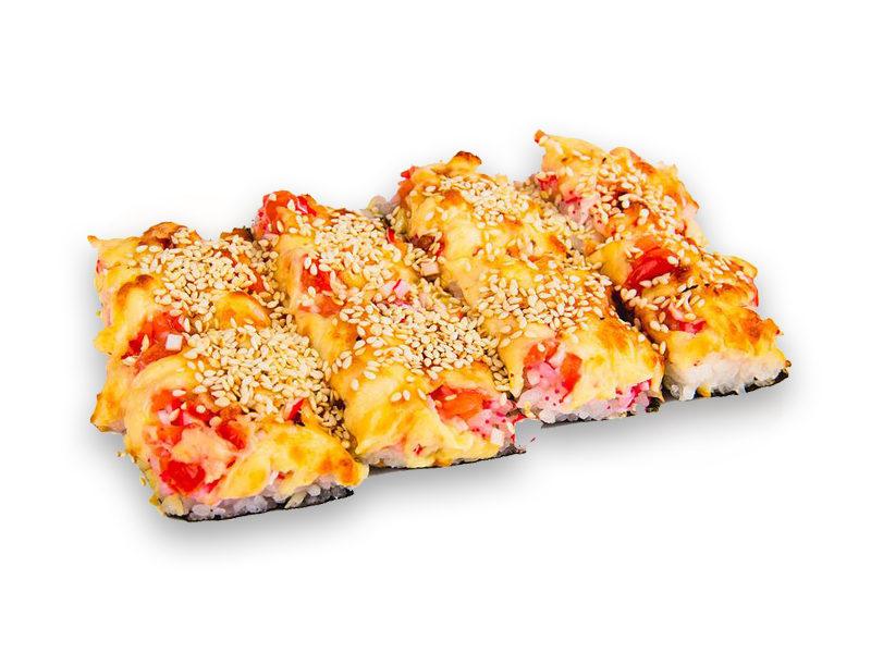Суши пицца в Деме, сушилюкс