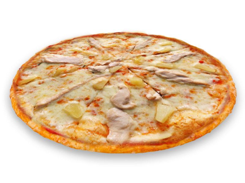 пицца Курица с ананасами сушилюкс доставка